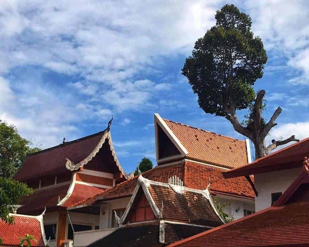 Wat Chedi Luang Thái Lan