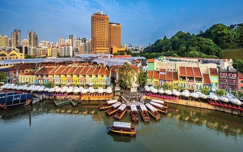 Nên ở khu nào tại Singapore