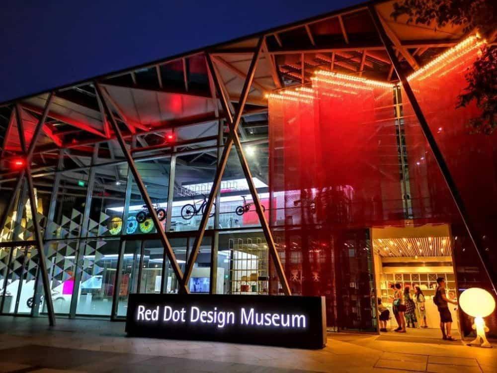 Bảo tàng Red Dot Design