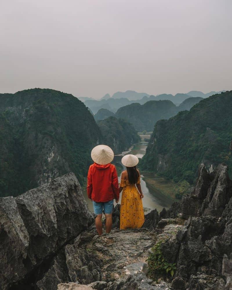 Địa điểm du lịch miền Bắc 2 ngày lý tưởng nhất là Ninh Bình