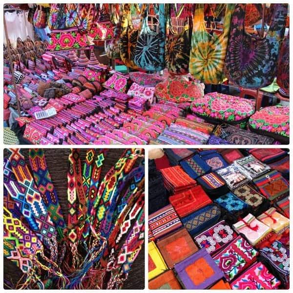 Nhiều sản phẩm làm quà tặng độc đáo tại Chiang Mai