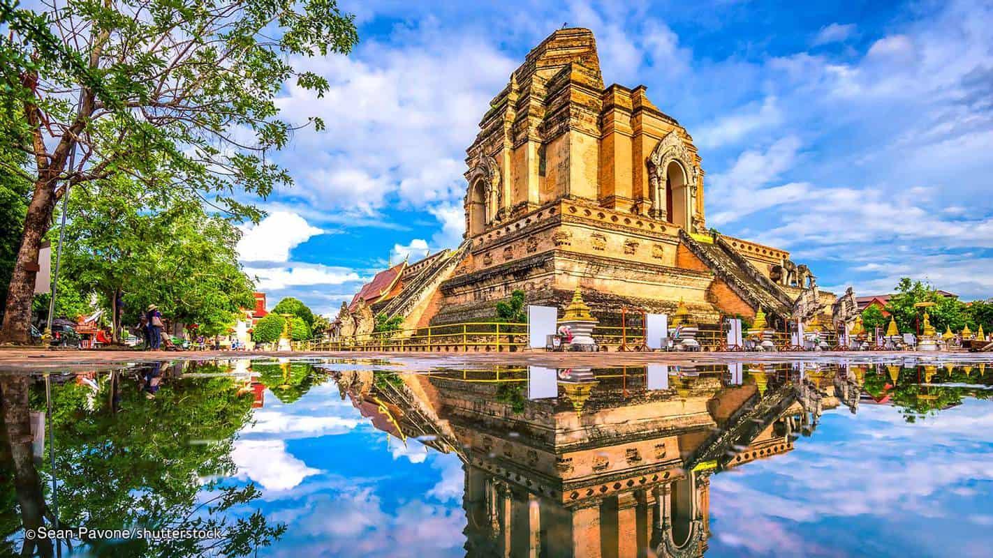 review du lịch tự túc chiang mai