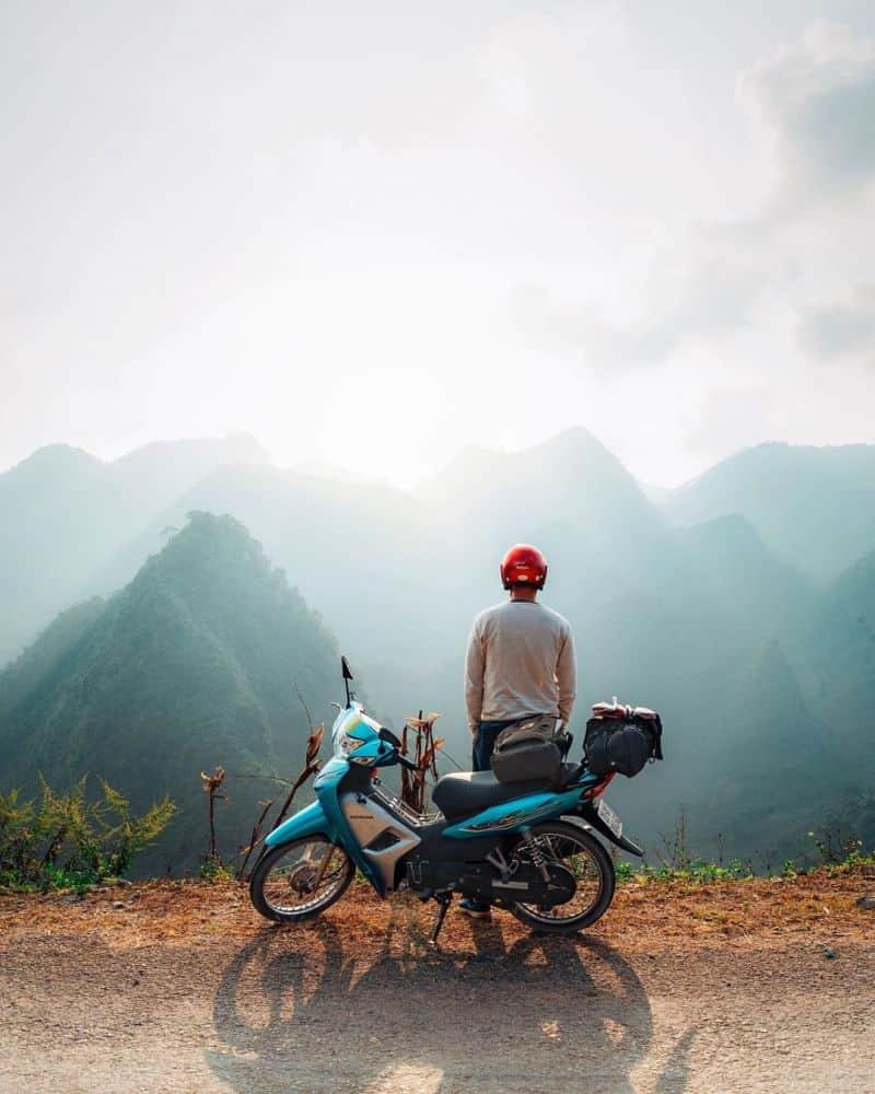Check-in đường đi đến Hạ Giang
