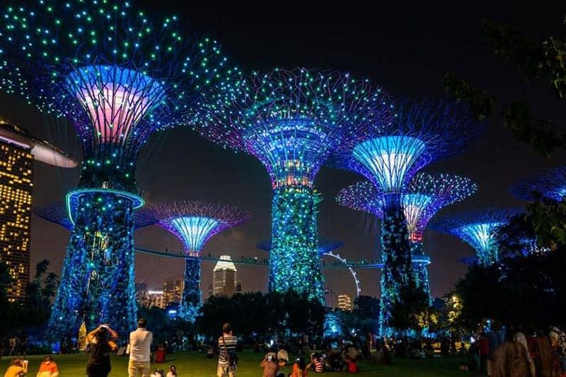 Du lịch Singapore tháng mấy đẹp