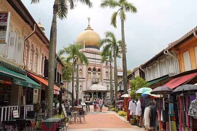 Đi du lịch Singapore vào tháng nào đẹp nhất