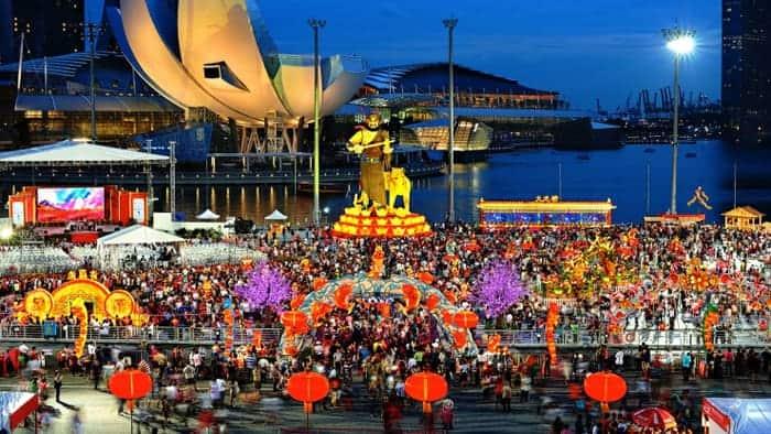 Du lịch Singapore mùa nào đẹp
