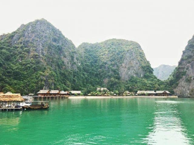 du lịch Vịnh Lan Hạ tự túc