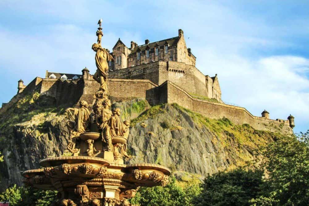 Lâu đài Edinburgh (Edinburgh Castle)