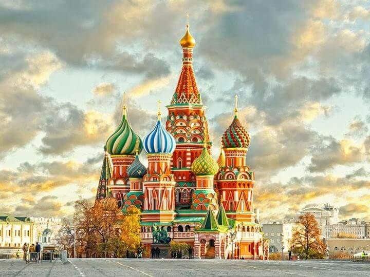 Tour Du Lịch Sài Gòn/Hà Nội - Matxcova – St. Petersburg - Matxcova