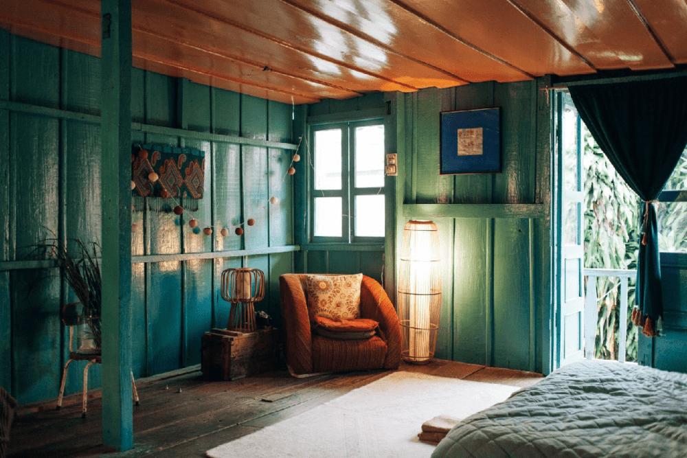 Le Bleu Homestay