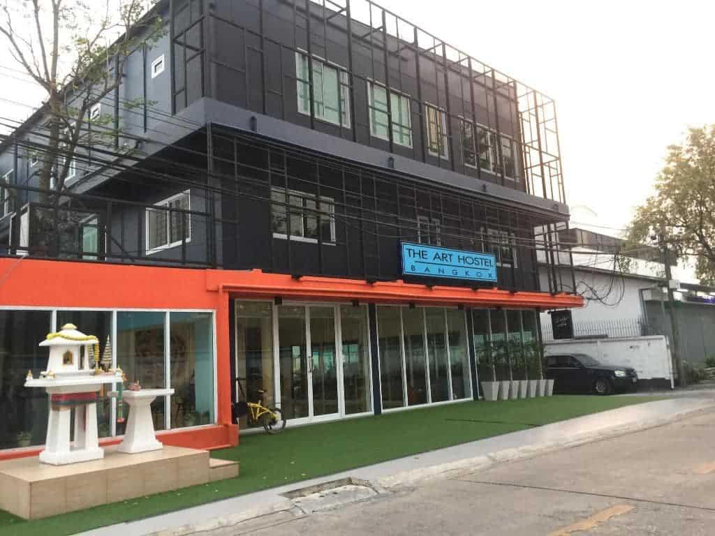 hostel ở Bangkok