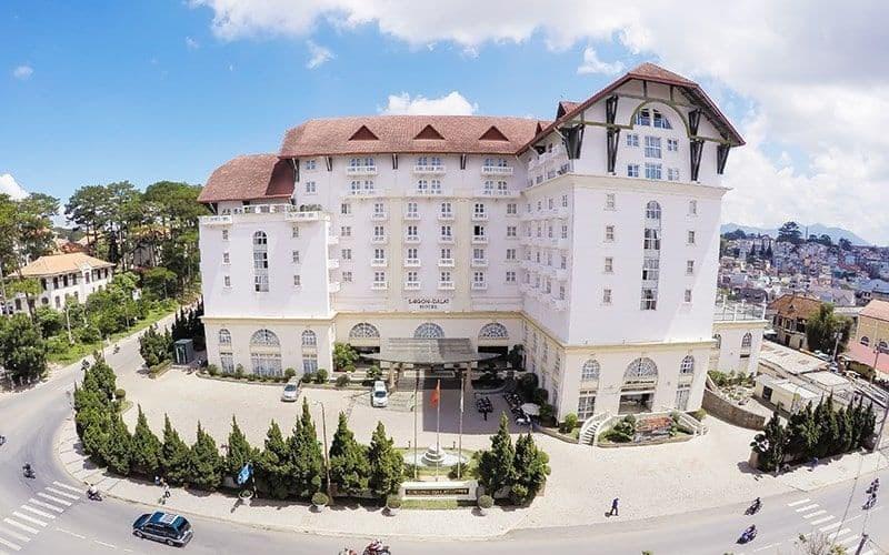 Khách sạn Đà Lạt Sài Gòn