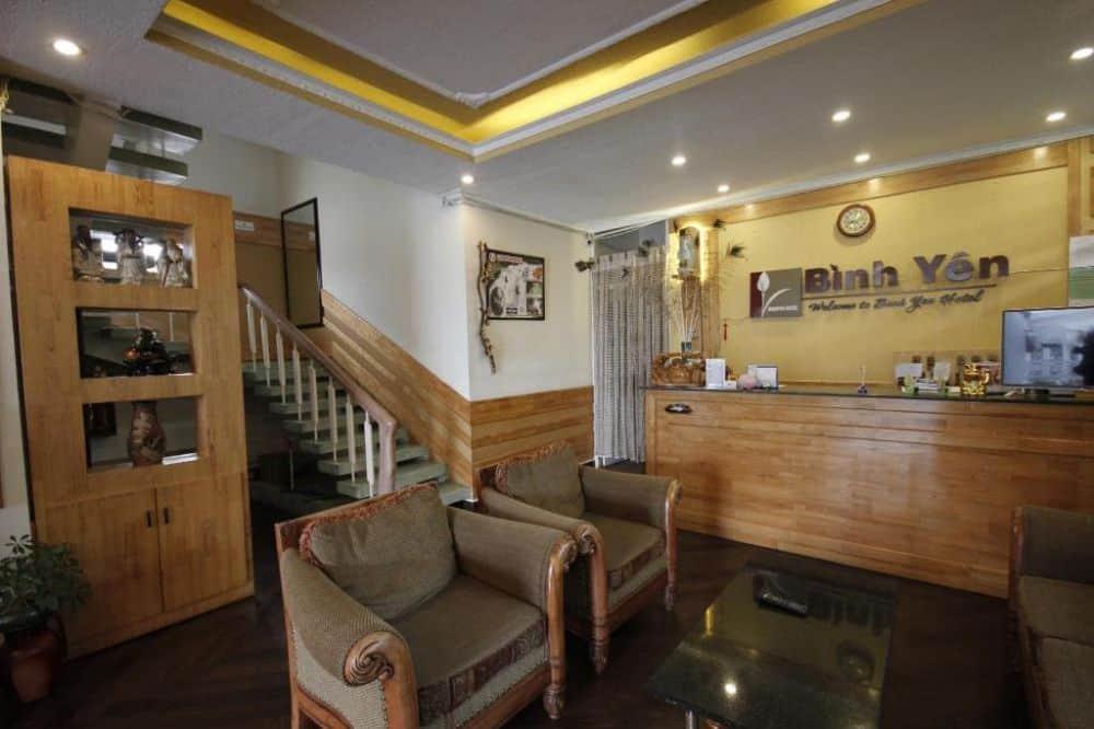 Khách Sạn 1 Sao Bình Yên