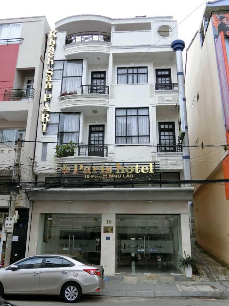 Khách Sạn Paris Hotel Đà Lạt