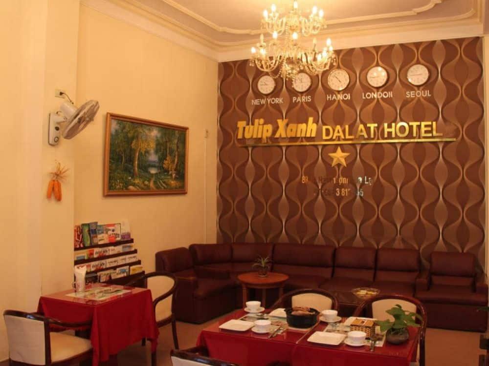 Khách Sạn Tulip Xanh - Khách sạn 1 sao gần chợ Đà Lạt