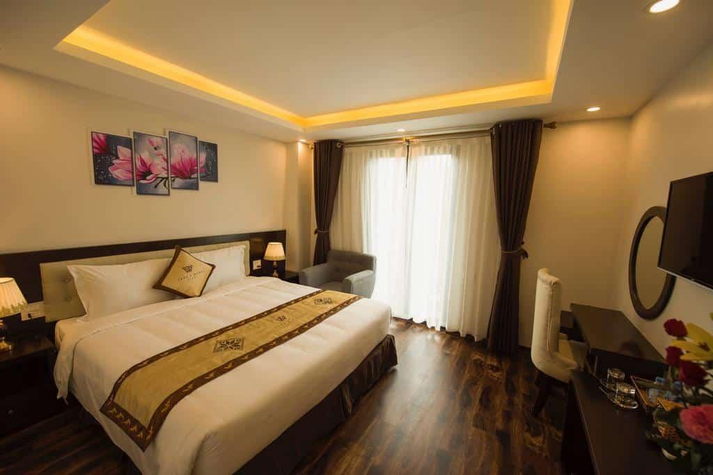 Phòng khách sạn Wings Sapa