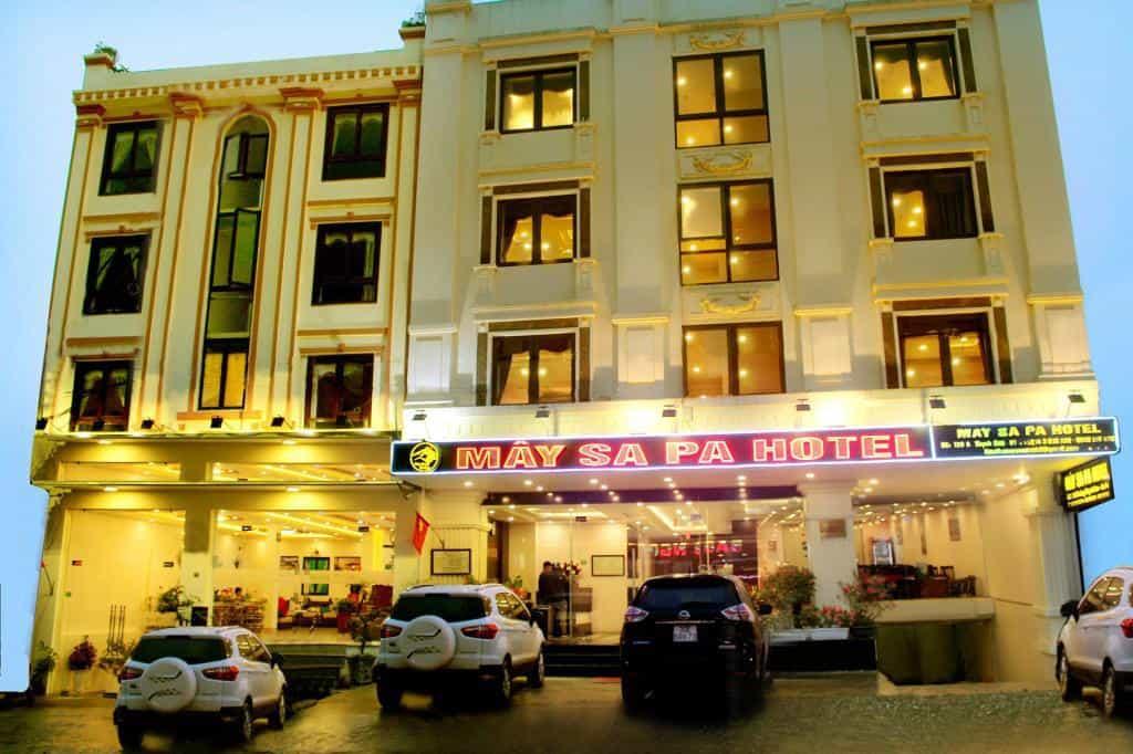 Khách sạn Mây Sapa