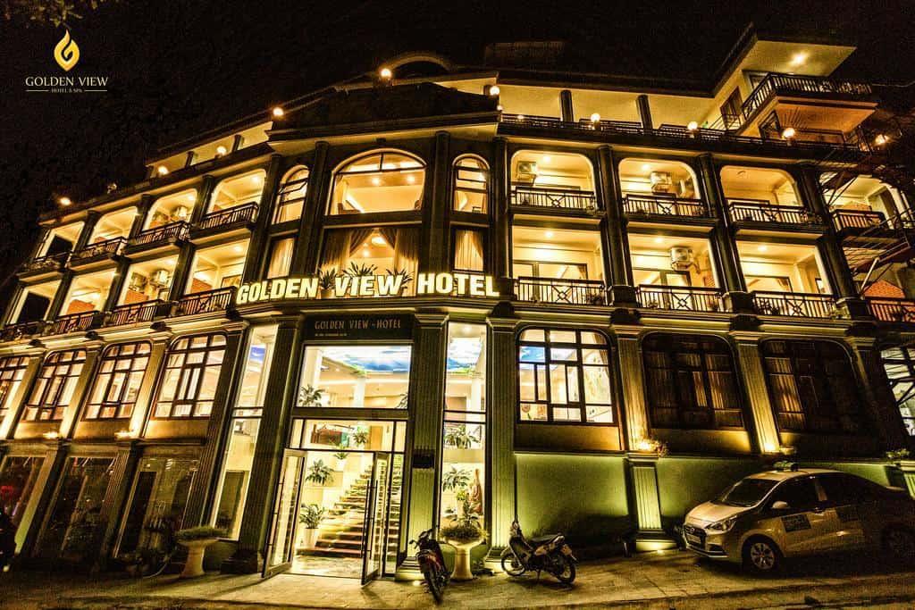 khách sạn Golden View Sapa