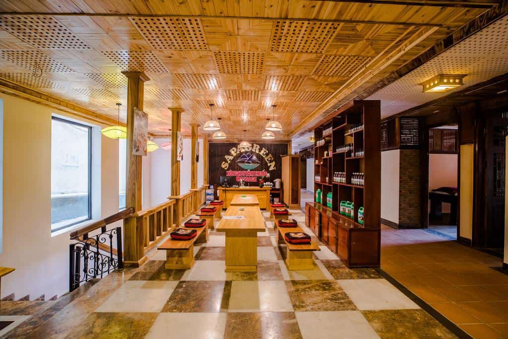 Khách sạn 3 sao Green Sapa