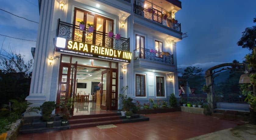 khách sạn Friendly Inn Sapa