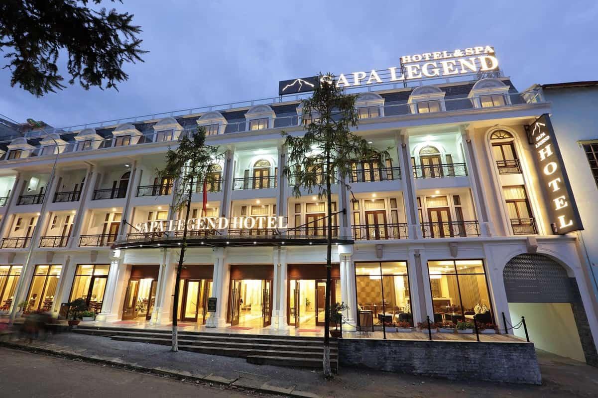 khách sạn legend sapa 4 sao