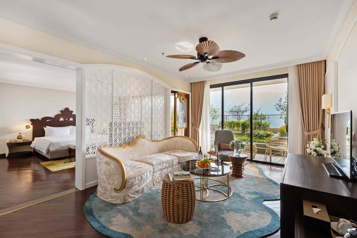 Phong cách cổ điển kết hợp hiện đại của KK Sapa Hotel