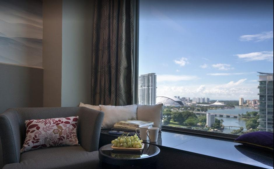 Khách sạn cho gia đình ở Singapore