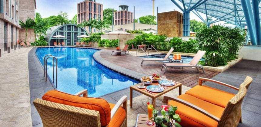 Tiện nghi Resort World Sentosa