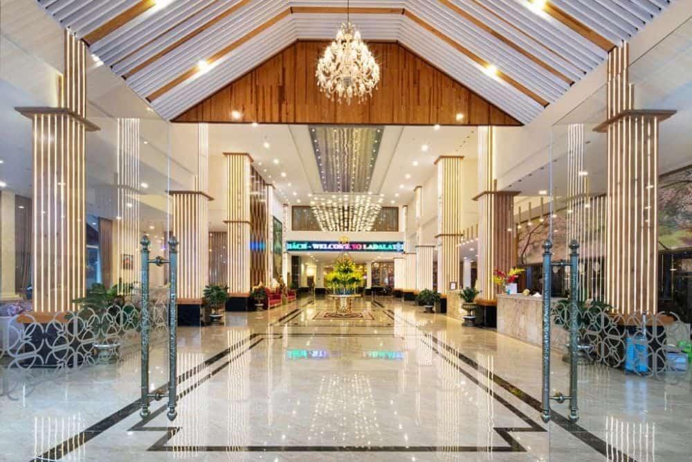 Không gian Ladalat Đà Lạt Hotel