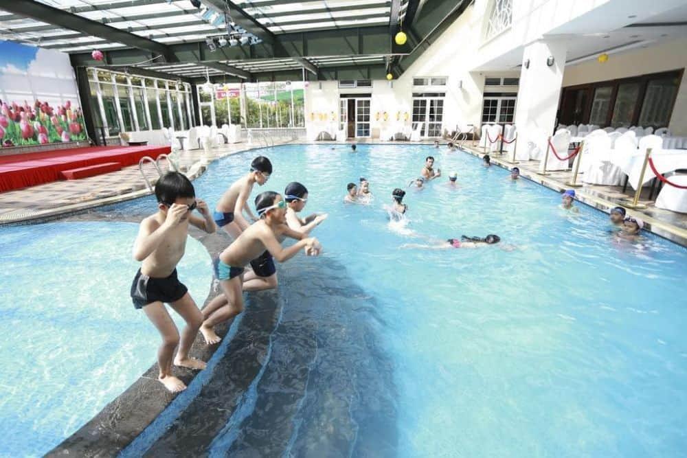 Hồ bơi Đà Lạt Sài Gòn