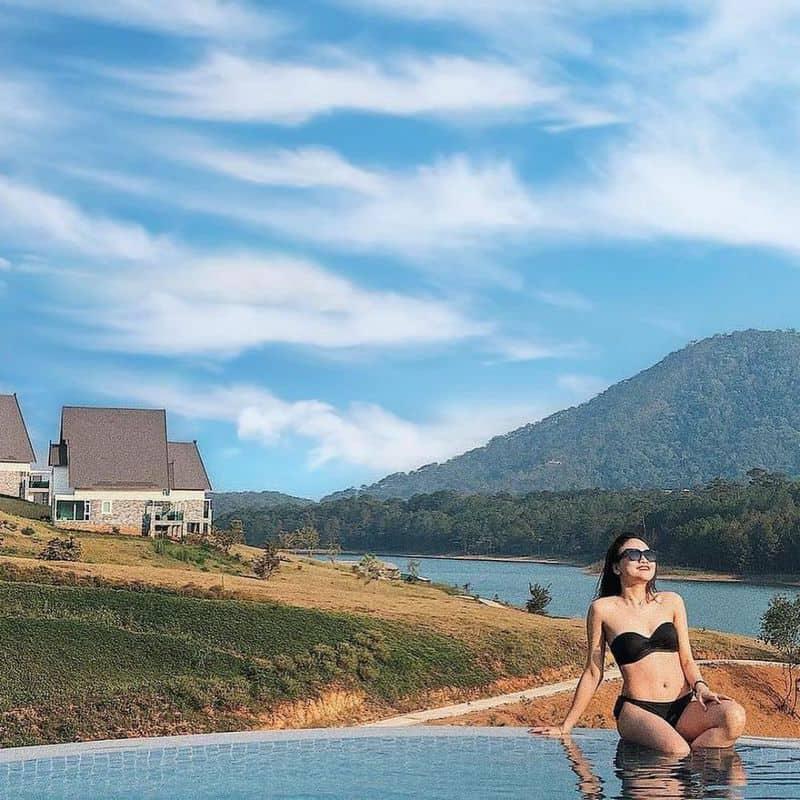 Hồ bơi Dalat Wonder