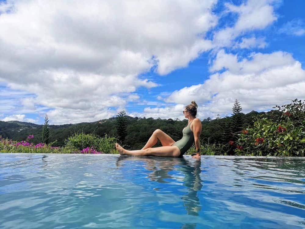 Hồ bơi Zen Valley Đà Lạt