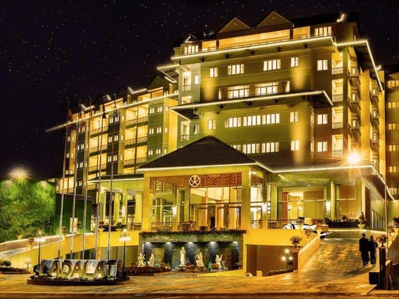 khách sạn đà lạt giá rẻ gần trung tâm