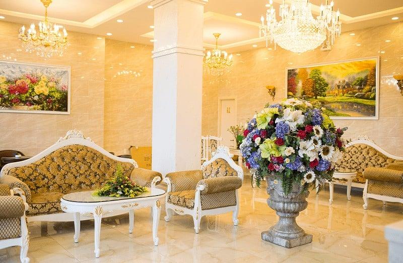 Sự tiện nghi của khách sạn Hoàng Minh Châu