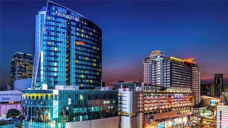 Khách sạn Novotel Bangkok Platinum