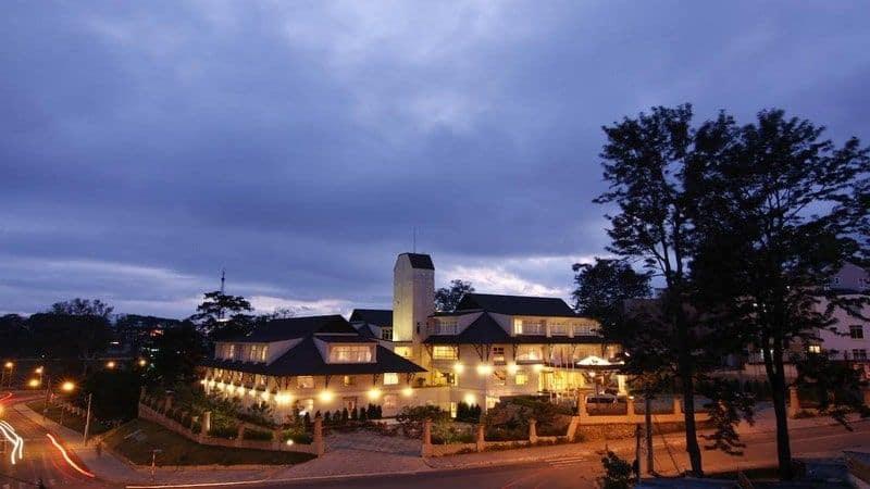 khách sạn Mường Thanh gần chợ đà lạt