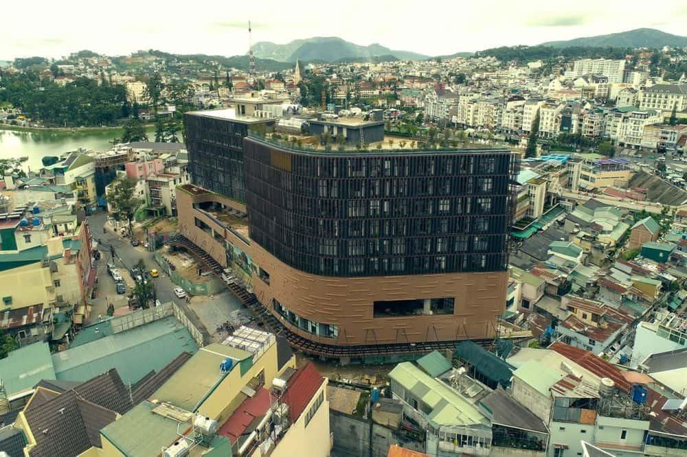 khách sạn Maika Condotel gần chợ đà lạt