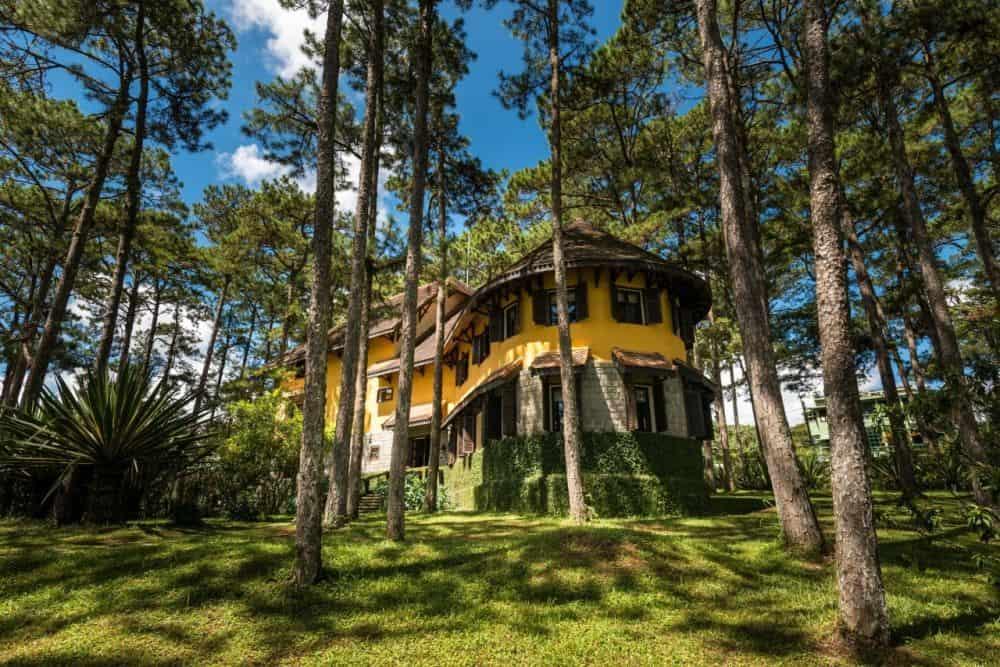 khách sạn Ana Mandara Villas Dalat Resort & Spa gần chợ đà lạt