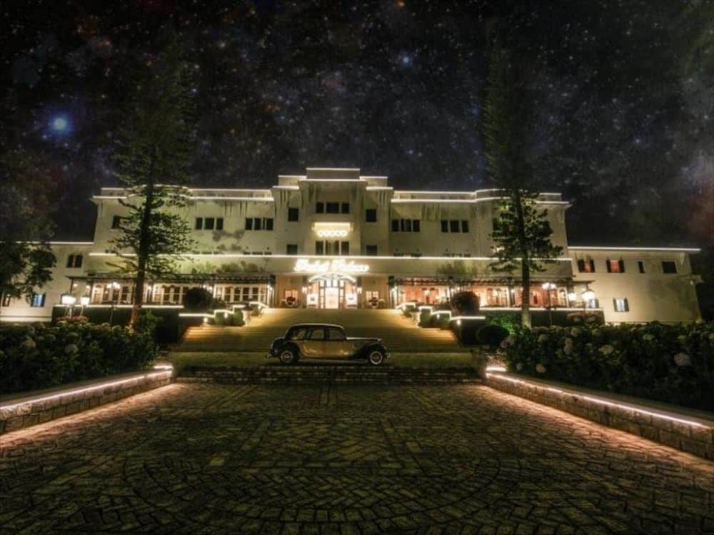 khách sạn Dalat palace gần chợ đà lạt