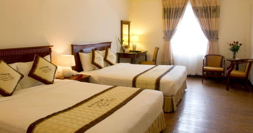 Khách sạn Best Western Dalat Plaza gần chợ đà lạt