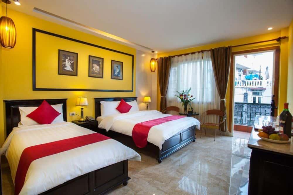 Icon 36 - Khách sạn tại trung tâm Sapa rẻ đẹp