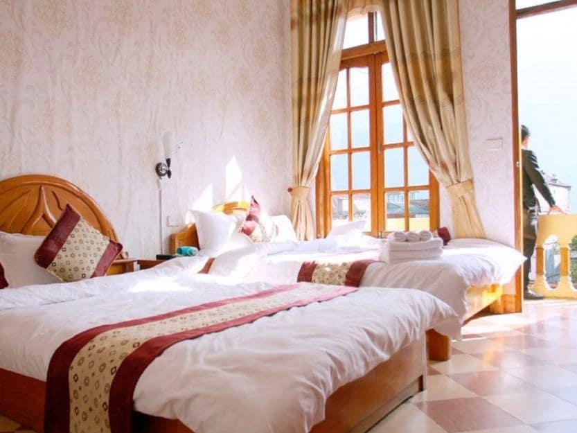 Khách sạn Sapa Sunflower Hotel