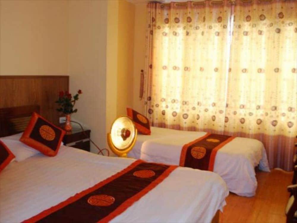 khách sạn giá rẻ ở trung tâm Sapa