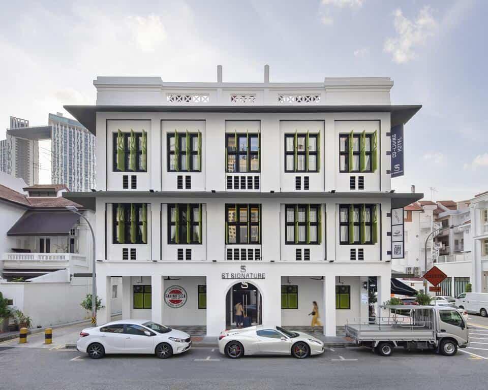 Khách sạn ST Signature Tanjong Pagar Singapore