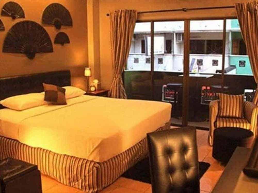 khách sạn ở Pattaya