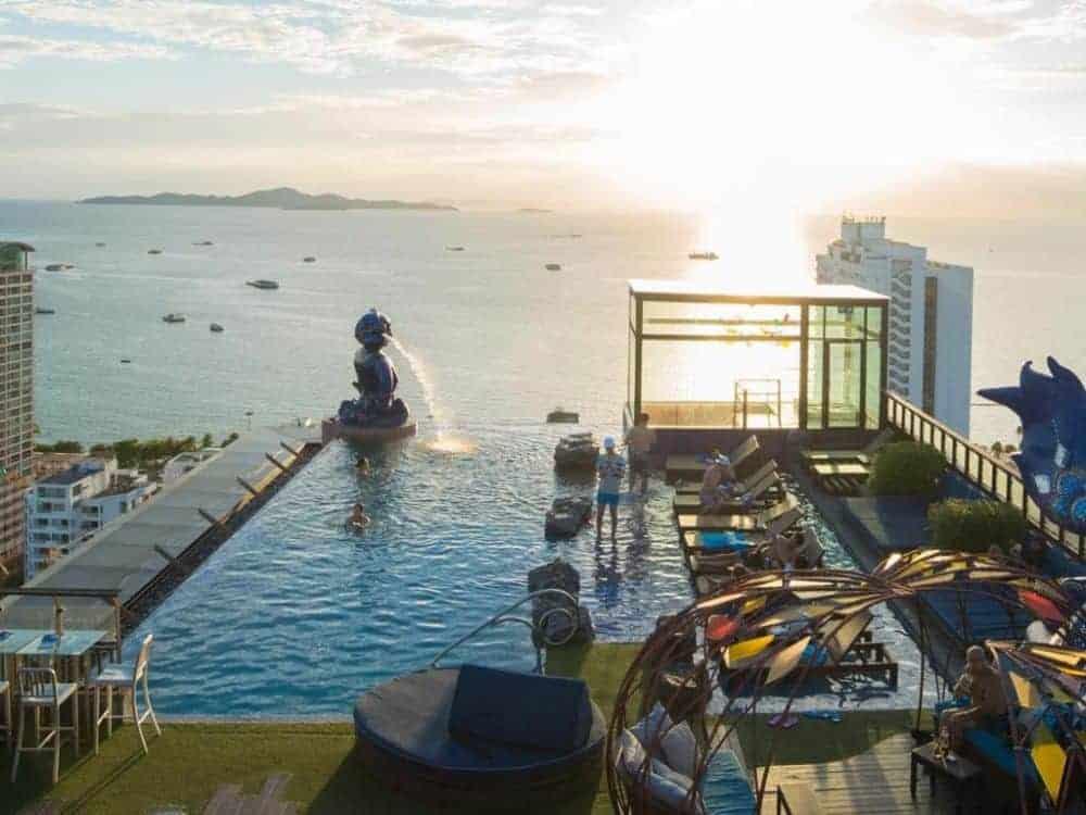 khách sạn tại Pattaya
