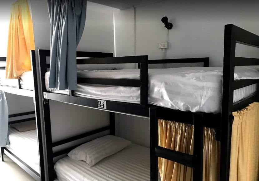 Nội thất Sindy's hostel