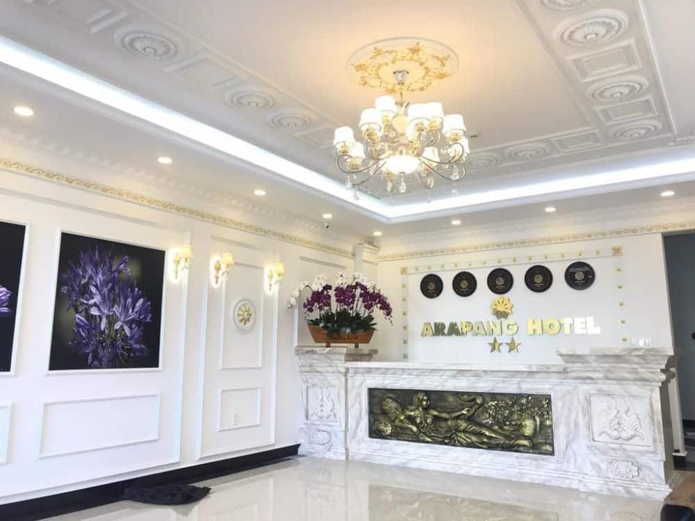 khách sạn Arapang Đà Lạt trung tâm đà lạt