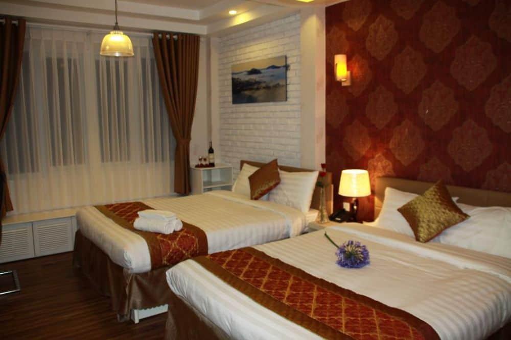 khách sạn trung tâm đà lạt Arapang