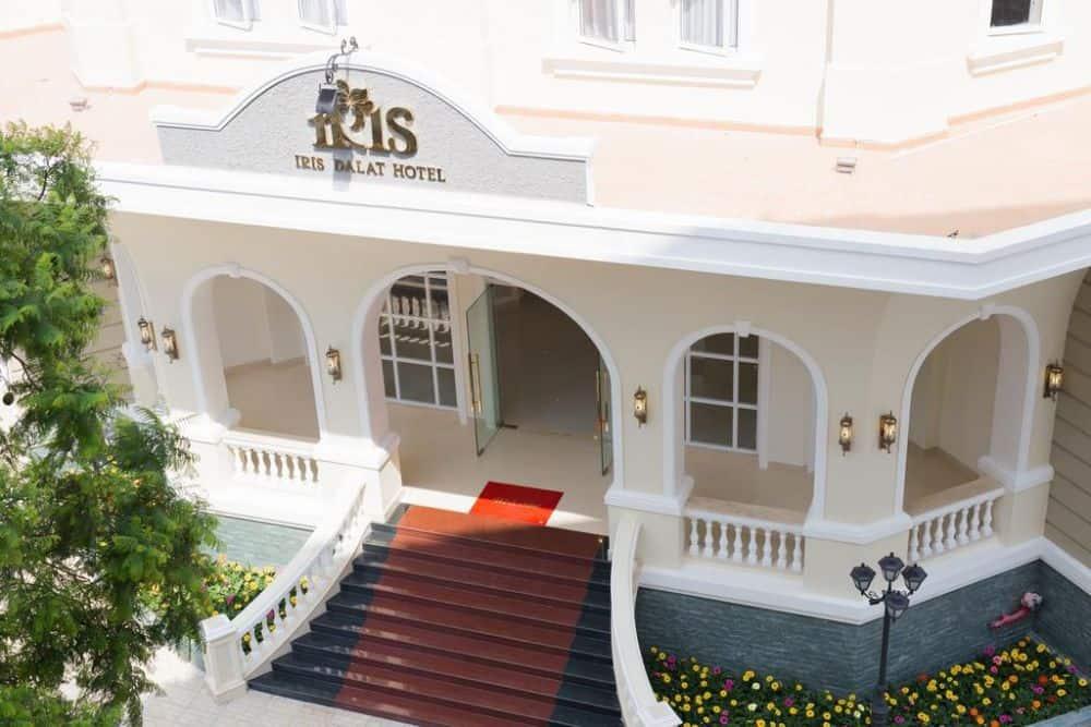 khách sạn Iris Dalat Hotel trung tâm đà lạt